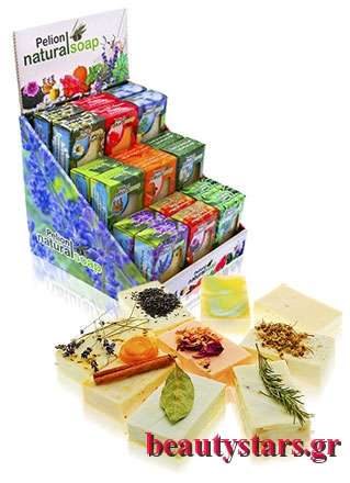 Perion natural soap