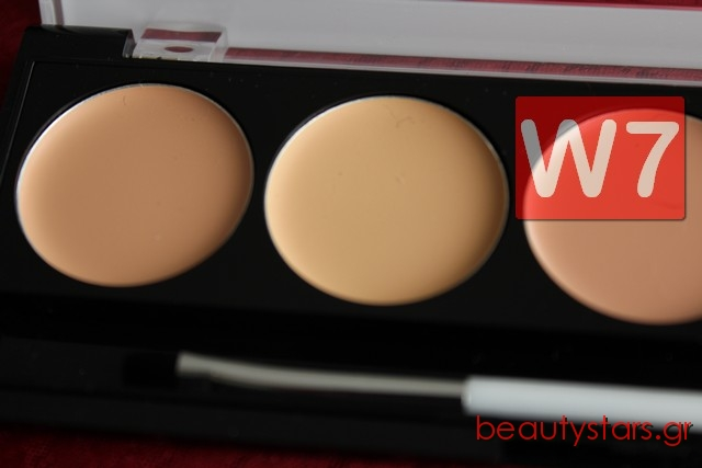 Review: W7 Concealer