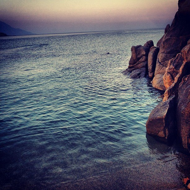 Thalata beach Καλαμιτσι By Electra's INSTAGRAM!