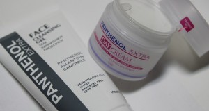 panthenol extra day cream & face cleansing
