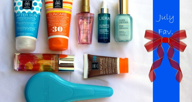 july favoriites 2014