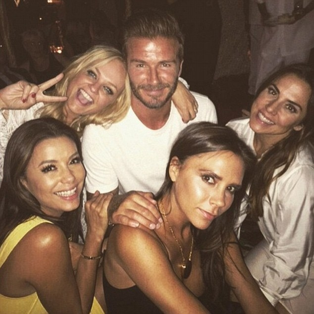 to party tou david beckam marrakesh morocco gia ta 40 xronia tou6