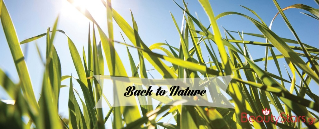 Back-to-nature copy
