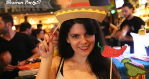 I#MexicanAntojitos tgifridaysgr mexican party91