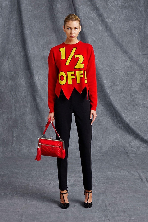 Moschino Resort 2016 Collection2
