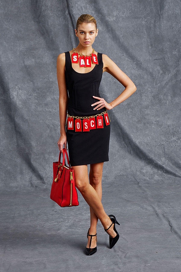 Moschino Resort 2016 Collection3