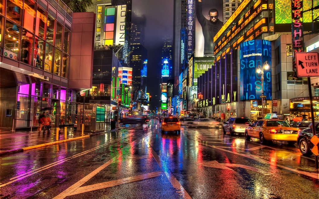 New-york-city-times-square-at-night