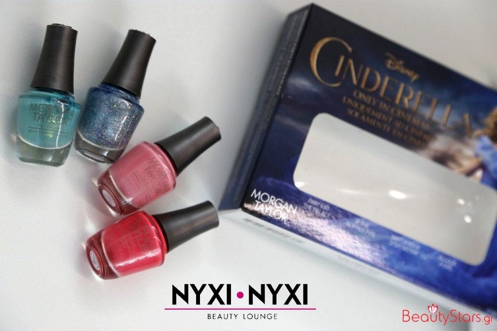 Cinderella- Mother & Daughter Manicure NYXI-NYXI3