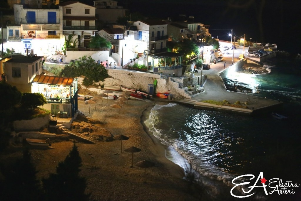 ikaria by night