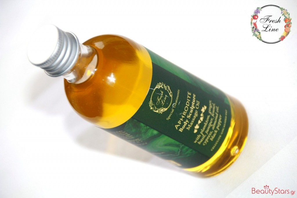 Body Sculpture Massage Oil