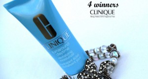clinique giveaway Turnaround daytime moisturizer