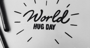 world hug day