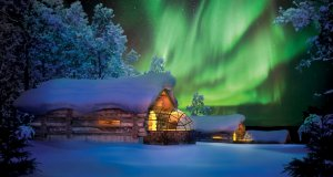 lapland happy traveller