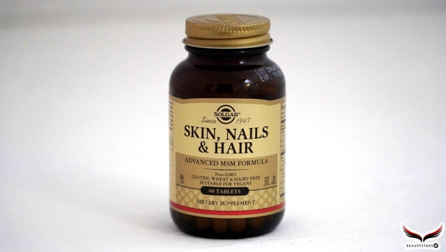 solgar nails hair vitamin evitamins