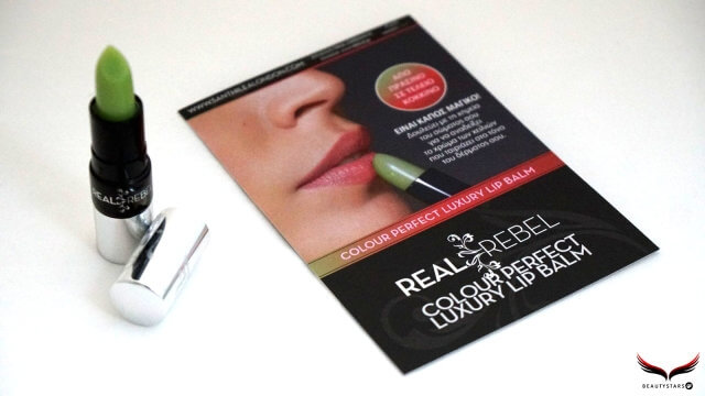 REAL REBEL colour perfect lip balm (9)