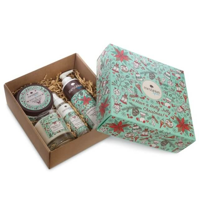 CHRISTMAS JOY GIFT SET